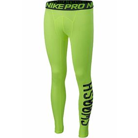 Calzas Nike Pro Hypercool Swoosh Larga - Original Usa