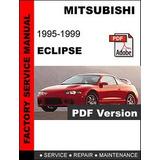 Manual De Taller Mitsubishi Eclipse 95-99