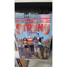 Tom Strong: Origem Panini
