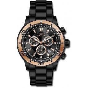 Reloj Invicta 01206 Hombre Fecha Cronometro 100m Sumergible
