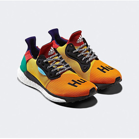 competitive price e6bae 9f5c1 Exclusivas adidas Solar Hu X Pharrell Williams - Hombre