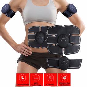 Cinto Estimulação Elétrica Muscular Abdominal Braço Localiza