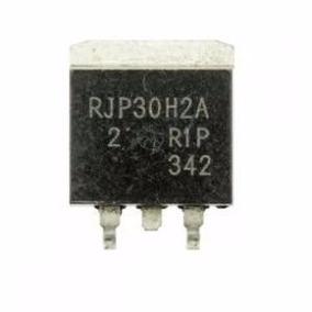 Rjp30h2a - Rjp30h2 - To263 - Novo E Original,frete 10,00 Cr
