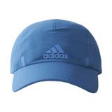 Boné adidas Corrida Run Climalite Ajustável Original - Azul