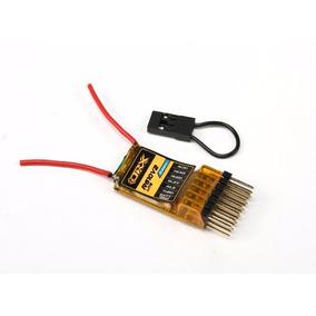 Receptor Orange Rx R610 V2 Lite Dsm2 6 Canais 2.4ghz C/ Cppm