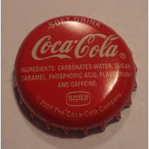 Tapita - Chapita Coca Cola De Sudafrica