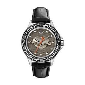 Reloj Harley Davidson Corazon Antique Mujer