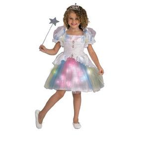 Disfraz De Bailarina Para Niña 1 A 2 Años Talla Xs