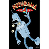 Futurama - Volumen 4 (2002) 4 Dvds