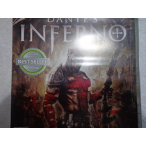 Dante´s Inferno Xbox Original Novo Lacrado