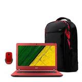 Laptop Acer A314-31-c12q N3350 14 500gb+mochila+mouse 12msi