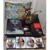 The Witcher 3 Wild Hunt Versión Coleccionista Ps4