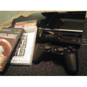 Ps3 Retrocompatible 320 Gb 11 Juegos Envio Gratis Unica