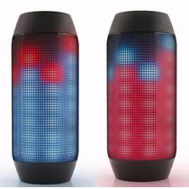 Caixa De Som Similar Jbl Pulse Portátil Bluetooth Led Rádio