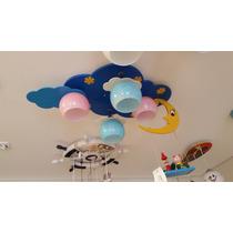 Lustres Plafon Quartos Crianças Bebê Infantil Menino Menina
