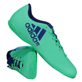 ... price 42bc3 7110e Chuteira adidas X 17.4 In Futsal Verde  watch 5c0c1  5c0e8 chuteira adidas ace 15.3 in futsal juvenil - futfanatics. Carregando  zoom. ... 758174b7064b7