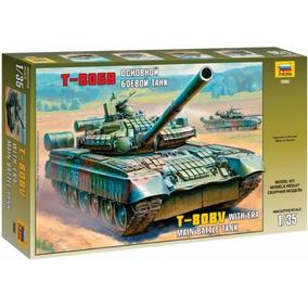 Tanque Zvezda T80 Bv 1/35 Armar Y Pintar / No Tamiya Revell