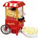 Maquina Hacer Canchita Pop Corn Maker Rueditas
