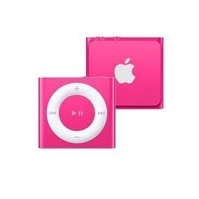 Apple Ipod Shuffle 2gb Cor Rosa Mc585ll-a