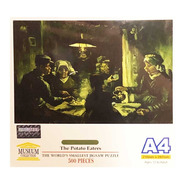 Van Gogh Comedores Papas Mini Rompecabezas 500 Piezas Tomax