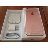Iphone 6s 128 Gb Rose Gold Nuevo 100% Pide Descuento