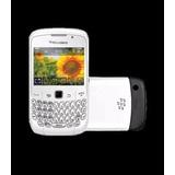 Celular Blackberry Curve 9300,novo,branco,desb.rádio,3g,wifi