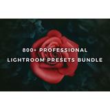 800 Presets Preajustes Lightroom