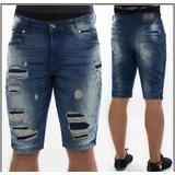 Bermuda Masculino Pit Bull Jeans Ref 25760