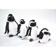 Kits Familia Pinguino (15cm,23cm,30cm,45cm)  Mundo Marino