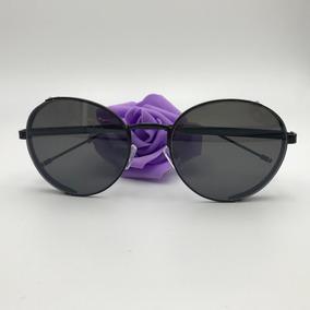 c17b1491da982 Oculos De Sol Aro Metal Preto Modelo Matrix - Óculos no Mercado ...