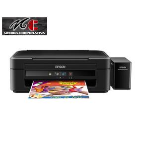 Impresora Multifuncional De Sistema Continuo Epson L380