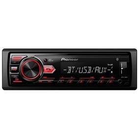Stereo Pioneer Mvh295 Bt Usb Mp3 Am Bluetooth Manos Libres