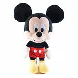 Peluche Mickey Cabeza Grande - Original Disney