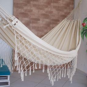 Rede De Dormir Life Tambaba Crua - Leve 3 Ganhe Frete Grátis