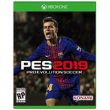 Pro Evolution Soccer - Pes 19 - Pes 2019 Xbox One
