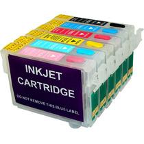 Cartucho Recarregável Impressora T50 R290 Tx720 R270