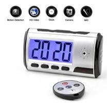Camara Espia Alarma Reloj Despertador Envío Gratis