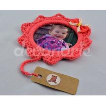 Souvenir Tejidos A Crochet Con Iman X10 Unidades