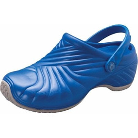 Calzado Dickies Clínico Anti Derrapante Ultra Ligero Azul Ry