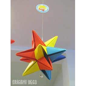 Souvenir Colgante *estrellas Origami* El Principito -fiestas