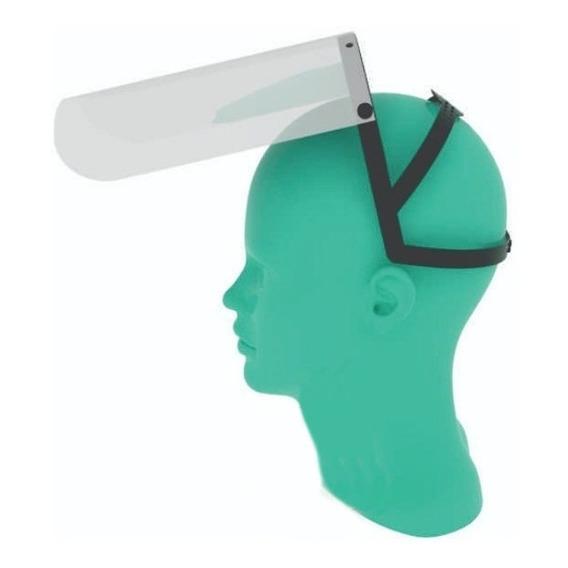 Mascara Protectora Facial Doble Ajuste Seguridad Calidad!!!