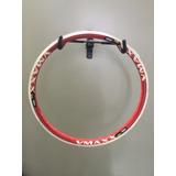 Aro 26 V-zan V-maxx 32 Furos Vermelho V-brake Freeride Bike