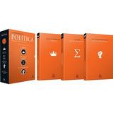 Box O Essencial Da Política Principe Contrato Social 3 Livro