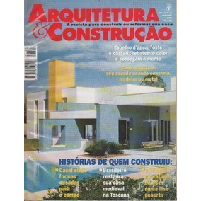 Revista Arquitetura & Construção Ano 13 N°10 Abril