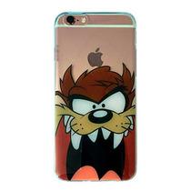Carcasa Para Iphone 6 / 6s Looney Tunes Taz