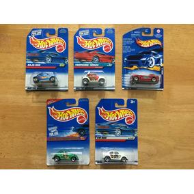 Set 5 Hot Wheels Vw Volkswagen Vocho Baja Bug Deora Ii .