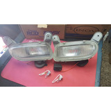 Kit Tecla + Faros Y Lamparas Auxiliar Antiniebla Vw Pointer