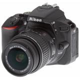 Camara Fotografica Nikon D5500 Reflex. Cupon!!!