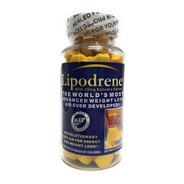 Termogenico Lipodrene ( Amarillo ) 100 Tabletas Envio Hoy