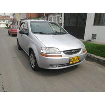 Chevrolet Aveo Family En Buen Estado Se Entrega Al Dia